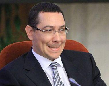 "Victor Ponta, ironic la adresa lui Klaus Iohannis: ""Hai ca dupa 5 zile a ajuns si..."