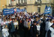 """Sindicalistii din invatamant sunt nemultumiti si ameninta cu proteste pe 1 iunie: """"Propunerea Guvernului referitoare la salariile profesorilor ne-a nemultumit"""""""