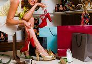 Cum a incercat o femeie din Craiova sa isi minta sotul, dupa ce a cheltuit 30.000 de euro pe pantofi si parfumuri. A sunat la 112!
