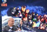 Pilotii romani care participa la actiunile de salvare in Marea Egee fac marturii cutremuratoare. Mii de imigranti trec prin chinuri infioratoare pentru a ajunge in Europa