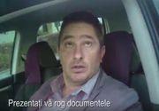 """Scandal mai ceva ca la usa cortului pentru o amenda. Un ofiter din IPJ Sibiu l-a amenintat pe soferul de circulatie care l-a oprit: """"Las' ca te f... sefu pe tine!"""""""
