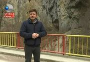 Ati fost aici? Daca ajungeti in Oltenia de sub Munte trebuie sa vedeti neaparat Pestera lui Zamolxe si cel mai ingust canion din Europa