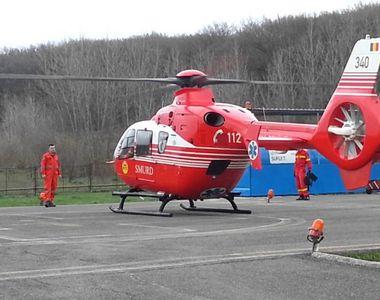 Reactia turnului de control din Chisinau dupa disparitia elicopterului SMURD de pe...
