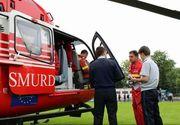Cei patru medici din avionul SMURD care au murit la datorie au fost decorati post-mortem de presedintele Klaus Iohannis