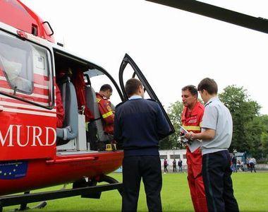 Cei patru medici din avionul SMURD care au murit la datorie au fost decorati...