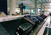 Lumea s-a frecat la ochi cand a vazut bagajul asta pe banda! Un pasager a pus un bat la bagajul de cala!