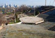 Amfiteatrul din Oraselul Copiilor a devenit un focar de infectie! Pe locul in care pe vremuri se tineau spectacole acum sunt numai gunoaie si sobolani