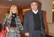 Dan Adamescu a divortat oficial de sotia Carmen. Partajul averii mogulului a fost amanat