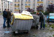 Sute de buletine de vot au fost gasite intr-un tomberon de gunoi din spatele Primariei Cernavoda. Politistii au deschis o ancheta