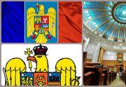 Camera Deputatilor a adoptat un proiect de lege prin care se modifica stema tarii! Legea va fi pusa in aplicare pana in 2018!