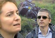"""""""Rusii au incercat sa-l lichideze pe Dan Condrea in 2005"""". Laura Georgescu, prima lui nevasta, a refacut filmul tentativei de asasinat. Ea sustine ca unul dintre urmaritori a murit"""
