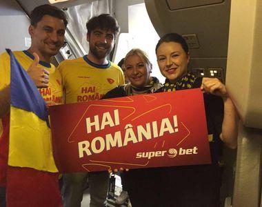 Suporterii nationalei sunt pregatiti de EURO! Cum au fost intampinati astazi cei care...
