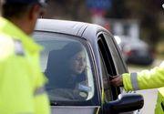 In doar 3 zile, aproape 600 de şoferi au rămas fără premise şi peste 9.000 au fost amendaţi