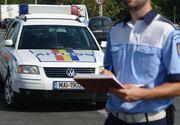 Un sofer din Capitala este cautat de politisti dupa ce ar fi lovit doua masini si ar fi fugit de la locul accidentului