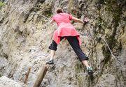 O turista italianca a fost salvata din Muntii Fagaras. Femeia s-a aventurat pe ploaie torentiala in necunoscut