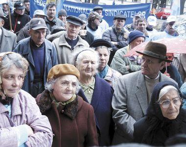 Numarul pensionarilor din Romania este in scadere! 5,27 milioane de pensionari exista...