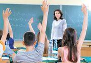Personalul didactic din Romania a ajuns la 237400 de persoane, cu un raport mediu de 15 copii la un profesor