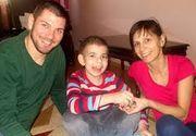 Fost campion al României, fotbalistul Cosmin Pascovici, a renuntat la sport si munceste pe tractor in Franta pentru a-si salva copilul de la moarte