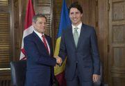 Veste mare data de Dacian Ciolos, aflat in vizita la Ottawa! Sanse bune sa scapam in curand de vizele pentru Canada!