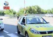 Liber la taxiuri pe Otopeni. Noi reguli pentru taximetristi