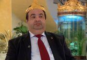"""""""Regele"""" rromilor, Dorin Cioaba, vrea sa-i stranga la Sibiu pe toti politicienii acestei etnii"""