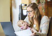 Vesti bune pentru mame. Guvernul doreste simplificarea procedurilor pentru obtinerea indemnizatiilor de crestere a copiilor