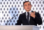 Directorul companiei Nissan a incasat anul trecut un salariu de 9 milioane de eruro