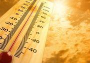 Urmeaza trei zile caniculare. Administratia Naţională de Meteorologie a emis o avertizare de cod galben valabila in perioada 22-24 iunie