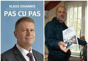 Klaus Iohannis a scos 82000 de lei din vanzarea de carti, in timp ce un scriitor de valoare traieste de azi pe maine din opera lui! Premiat de Uniunea Scriitorilor, Radu Aldulescu nu are unde sa stea