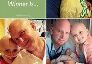 Gest impresionant facut de un tata pentru bebelusul lui care suferea de cancer. Si-a facut un tatuaj identic cu cicatricea fiului
