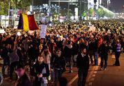 Deciziile controversate adoptate de Parlament atrag proteste in Capitala. Doua proteste sunt anuntate joi seara in Piata Universitatii