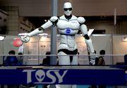 Robotii din Europa vor avea statut de persoane electronice! In noua revolutie industriala, ei vor avea drepturi si indatoriri!
