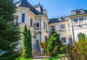 Vila care a gazduit 45 de ani Ambasada SUA, scoasa la vanzare! Imobilul poate fi achizitionat contra sumei de 7,5 milioane de euro!