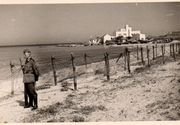 Cum arata plaja Mamaia, in timpul celui de-al Doilea Razboi Mondial. Imagine terifianta