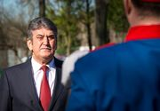 Fostul ministru Gabriel Oprea, audiat de magistrati