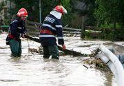 Distrugeri mari in urma inundatiilor in Suceava! Zeci de gospodarii au fost afectate!