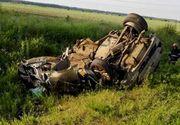 """Inregistrarea primului apel facut la 112 dupa accidentul lui Condrea: """"Nu mai misca, e in sant, decedat. Nu mai e nimic din masina asta"""""""