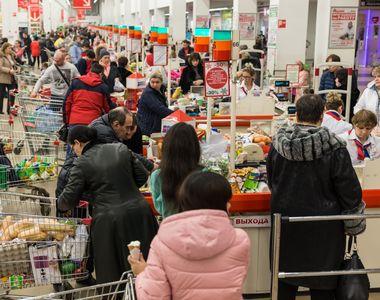 41,6 % din cheltuielile de consum ale romanilor sunt pentru consumul alimentar