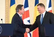 Iohannis: Romanii vor putea sa ramana si sa munceasca in continuare in Marea Britanie