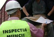 Amenzi de 330000 de euro pentru persoane prinse ca munceau la negru