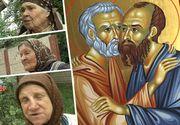 """Ce au raspuns romanii la intrebarea """"Cine sunt Sfintii Petru si Pavel?': """"E, am uitat, ne-a spus parintele. Au fost mari, cica la ei sa ne rugam"""""""