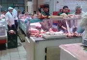 Cresteri semnificative la productia de carne din Romania