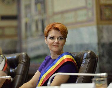 Dovada ca Lia Olguta Vasilescu a divortat! Primarita Craiovei s-a ales cu o pensie...
