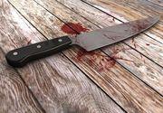 O femeie a fost injunghiata mortal in cartierul Rahova din Bucuresti! Suspectul a fost retinut!