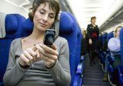 Adevaratul motiv pentru care telefoanele mobile trebuiesc oprite in avion la decolare si la aterizare!