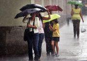 Meteorologii avertizeaza! Ploi torentiale in toata tara incepand cu ora 12. Pana cand e valabila informarea