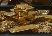 Pretul argintului a crescut cu 47% in 2016, iar aurul cu 27%