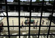 Incendiu la Penitenciarul Rahova. Un detinut si-a dat foc la celula