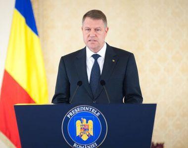 Presedintele Klaus Iohannis a transmis un mesaj americanilor cu ocazia Zilei Independentei