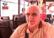 Un barbat cu dizabilitati, umilit in tramvai la Timisoara. Vatmanul l-a prins intre usi. Imagini crunte